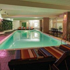 Отель Kodra e Diellit Residence Албания, Тирана - отзывы, цены и фото номеров - забронировать отель Kodra e Diellit Residence онлайн бассейн