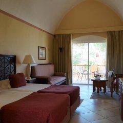 Отель Iberotel Makadi Beach 5* Улучшенный номер с различными типами кроватей фото 9