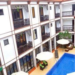 Vinh Hung 2 City Hotel 2* Стандартный номер с различными типами кроватей фото 5