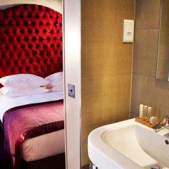 Отель Hôtel des Académies et des Arts 4* Стандартный номер с различными типами кроватей