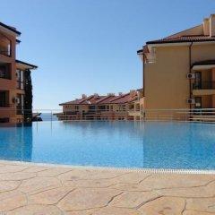 Отель Paradise Dreams Свети Влас бассейн