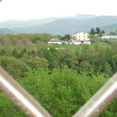 Отель Collina del sole Дзагароло балкон