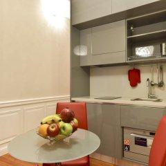 Отель Babuino Улучшенные апартаменты с различными типами кроватей фото 14