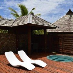Отель Villa Honu by Tahiti Homes Французская Полинезия, Муреа - отзывы, цены и фото номеров - забронировать отель Villa Honu by Tahiti Homes онлайн спа