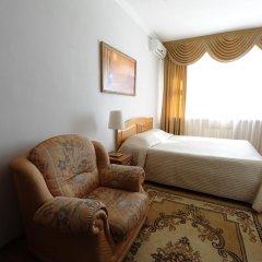 Гостиница Планета Люкс 4* Номер Комфорт с различными типами кроватей фото 8