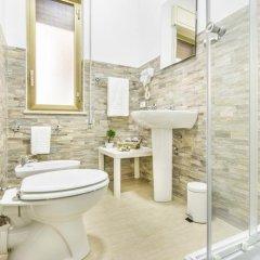 Отель Le suite dei sette Arcangeli Стандартный номер с различными типами кроватей фото 14