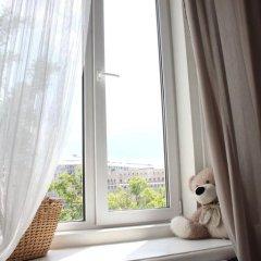 Hostel DomZhur Кровать в мужском общем номере с двухъярусными кроватями фото 5