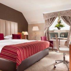 Castleknock Hotel 4* Улучшенный номер с различными типами кроватей фото 2