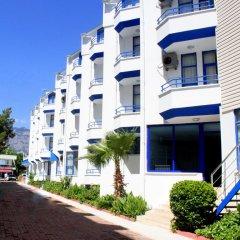 Miranda Moral Beach Hotel парковка