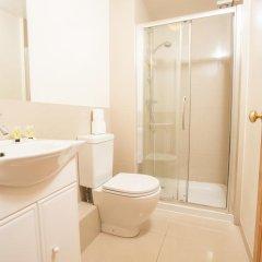 Cecil House Hotel Брайтон ванная