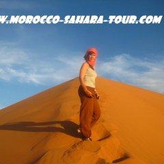 Отель Erg Chebbi Camp Марокко, Мерзуга - отзывы, цены и фото номеров - забронировать отель Erg Chebbi Camp онлайн приотельная территория