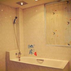 Отель Liusu Youth Hostel Китай, Сучжоу - отзывы, цены и фото номеров - забронировать отель Liusu Youth Hostel онлайн ванная