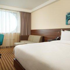 Отель Хэмптон бай Хилтон Санкт-Петербург Экспофорум 3* Стандартный номер фото 3