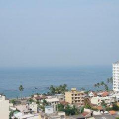 Отель Supun Arcade Residency пляж фото 2