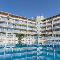 Aquamarine Hotel бассейн фото 3