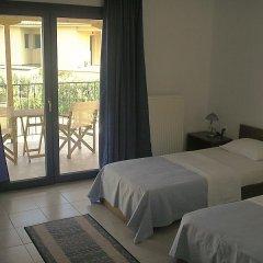 Hotel Alexandros 3* Стандартный номер с различными типами кроватей фото 2