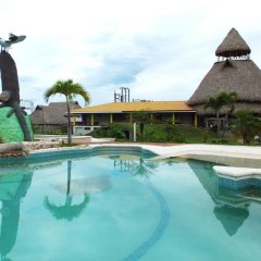 Hotel La Casa de Nery Луизиана Ceiba бассейн фото 3