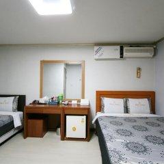 Отель Amiga Inn Seoul 2* Стандартный номер с 2 отдельными кроватями фото 6
