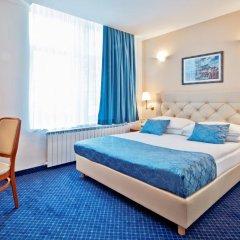 Hotel Central 3* Улучшенный номер с двуспальной кроватью фото 5