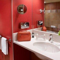 Radisson Blu Hotel, Nice 4* Стандартный номер с различными типами кроватей фото 3