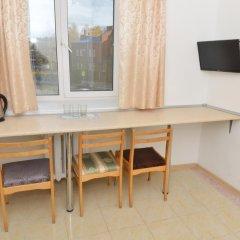 Гостиница Октябрьская Кровать в общем номере с двухъярусной кроватью фото 4