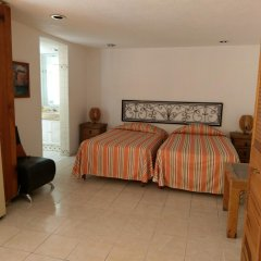 Отель Anys Hostal Мехико комната для гостей