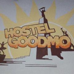 Hostel Goodmo Кровать в общем номере с двухъярусной кроватью фото 9