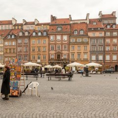 Отель P&O Apartments Old Town Square Польша, Варшава - отзывы, цены и фото номеров - забронировать отель P&O Apartments Old Town Square онлайн