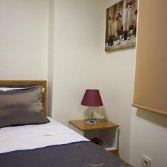 Отель Papatya Apart Стамбул сейф в номере