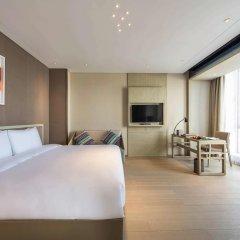 Отель Novotel Shanghai Clover 4* Полулюкс с различными типами кроватей