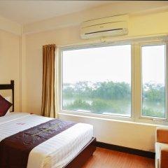 Hue Serene Shining Hotel & Spa 3* Представительский номер с различными типами кроватей фото 2