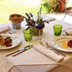 Отель Villa della Genga Country Houses Сполето питание