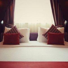 First Central Hotel Suites 4* Семейный люкс с двуспальной кроватью