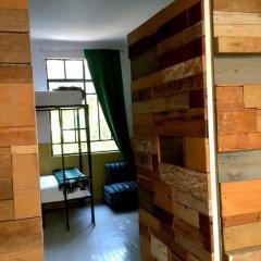 Отель Stayinn Barefoot Condesa Кровать в общем номере фото 5