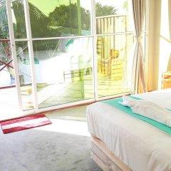 Отель Amvoj Maldives Thulusdhoo 4* Номер Делюкс фото 8