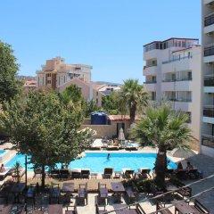 Отель Esat Otel балкон