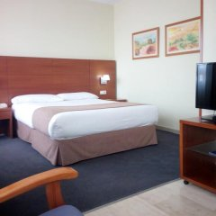Hotel Silken Torre Garden 3* Стандартный номер с разными типами кроватей фото 10