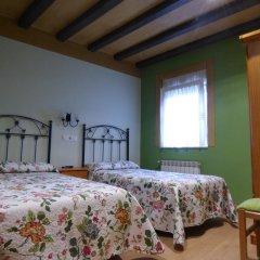 Отель Pensión la Campanilla 2* Стандартный номер с различными типами кроватей фото 3