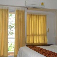 Апартаменты The Nara-ram 3 Suite Boutique Service Apartment Бангкок комната для гостей фото 5