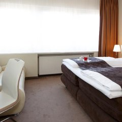 Отель Energiehotel Berlin City West 4* Стандартный номер фото 3