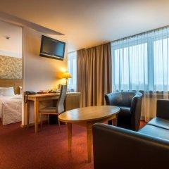 Panorama Hotel 3* Люкс с разными типами кроватей фото 9