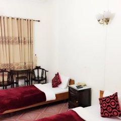 Thien Trang Hotel Улучшенный номер с различными типами кроватей фото 5