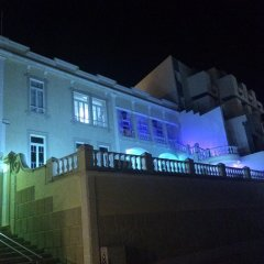 Отель Al-Buhera Palace вид на фасад