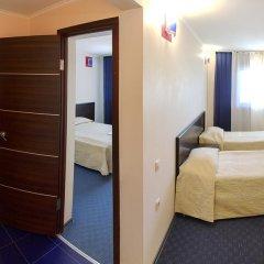 Гостиница Мармарис Стандартный семейный номер с 2 отдельными кроватями фото 7