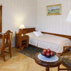 Отель Bristol Palace 4* Стандартный номер с различными типами кроватей фото 2