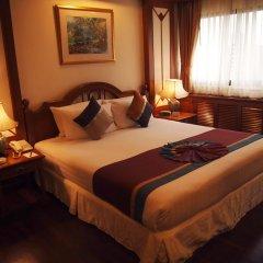 Отель Bliston Suwan Park View 4* Улучшенные апартаменты с различными типами кроватей фото 2