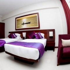 Mirage Hotel Colombo 4* Стандартный номер с различными типами кроватей фото 11