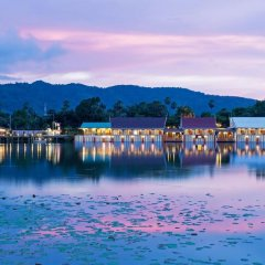 Отель Chabana Resort Пхукет приотельная территория фото 2