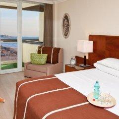 Herods Hotel Tel Aviv by the Beach 5* Улучшенный номер с разными типами кроватей фото 3