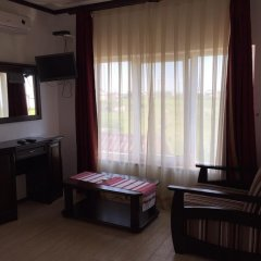 Гостиница Dikanka комната для гостей
